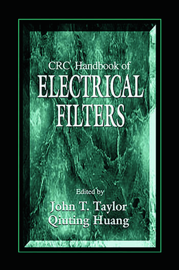 CRC Handbook of Electrical Filters book cover