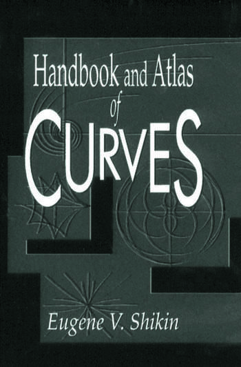 Handbook and Atlas of Curves book cover
