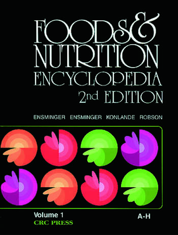 Foods & Nutrition Encyclopedia, 2nd Edition, Volume 1 book cover