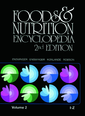 Foods & Nutrition Encyclopedia I to Z, 2nd Edition, Volume 2 book cover