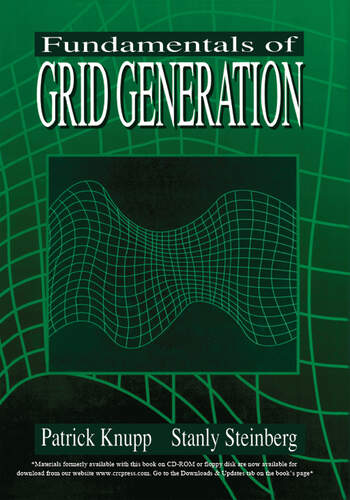 Fundamentals of Grid Generation book cover