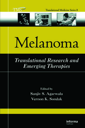 Melanoma Translational Research and Emerging Therapies book cover