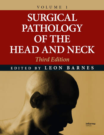 Surgical Pathology of the Head and Neck book cover