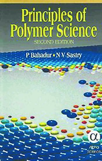 Principles of Polymer Science, Second Edition book cover