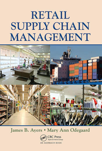 Retail Supply Chain Management book cover