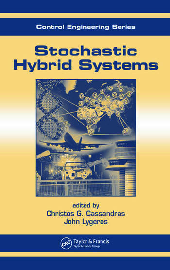 Stochastic Hybrid Systems book cover