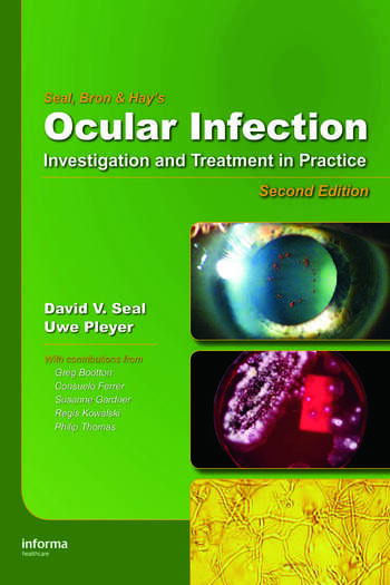 Ocular Infection Investigation and Treatment in Practice book cover