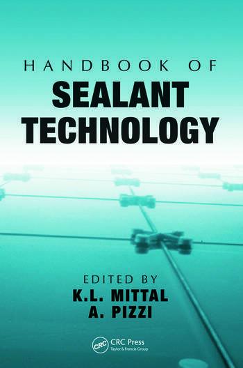 Handbook of Sealant Technology book cover