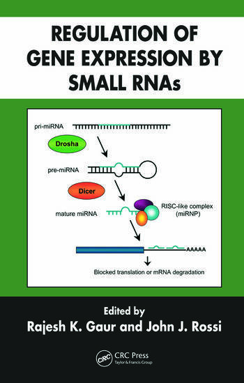 Regulation of Gene Expression by Small RNAs book cover