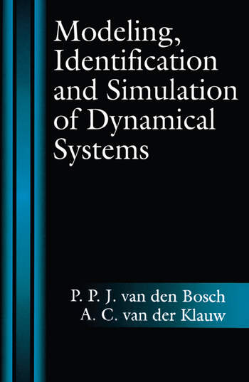 Modeling, Identification and Simulation of Dynamical Systems book cover