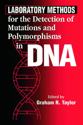 Laboratory Methods for the Detection of Mutations and Polymorphisms in DNA book cover
