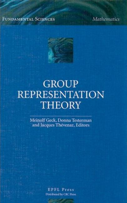 Group Representation Theory book cover