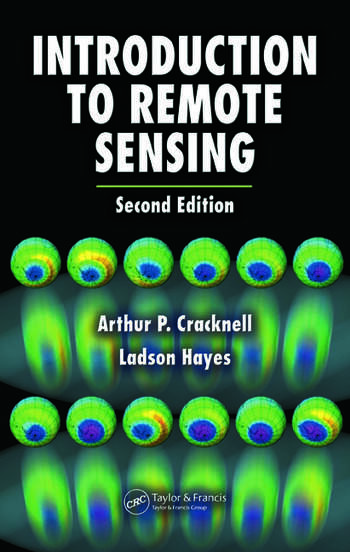 Introduction to Remote Sensing, Second Edition book cover