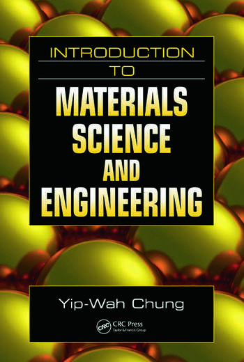 Introduction to Materials Science and Engineering book cover