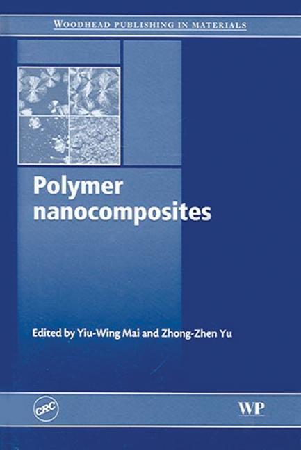 Polymer nanocomposites book cover