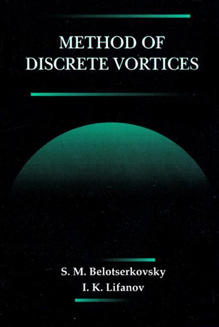 Method of Discrete Vortices book cover