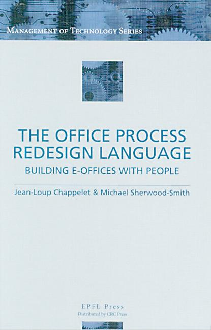 The Office Process Redesign Language book cover