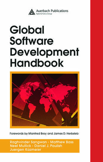 Global Software Development Handbook book cover