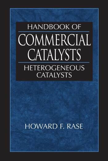 Handbook of Commercial Catalysts Heterogeneous Catalysts book cover
