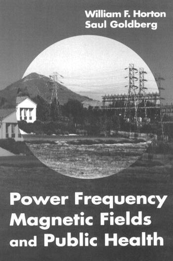 Power Frequency Magnetic Fields and Public Health book cover