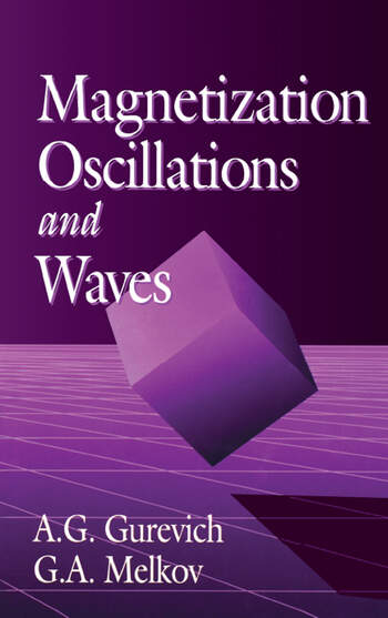 Magnetization Oscillations and Waves book cover