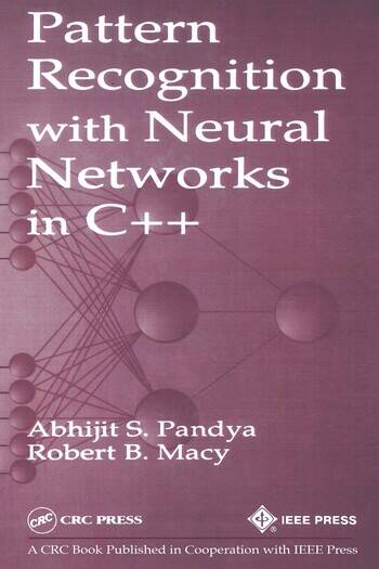 Pattern Recognition with Neural Networks in C++ book cover