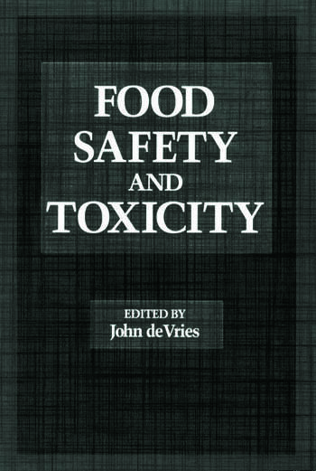 Food Safety and Toxicity book cover