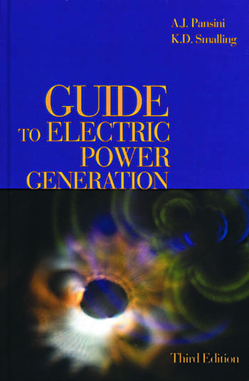 Guide to Electric Power Generation, Third Edition book cover