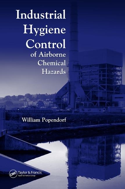 Industrial Hygiene Control of Airborne Chemical Hazards book cover