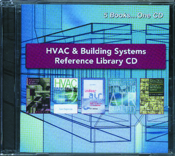 HVAC and Building Systems Reference Library CD book cover