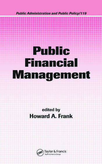 Public Financial Management book cover