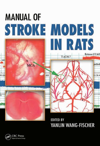 Manual of Stroke Models in Rats book cover