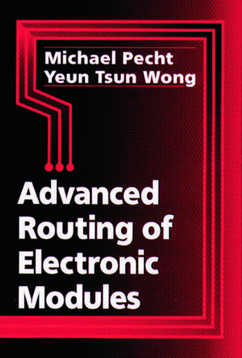 Advanced Routing of Electronic Modules book cover