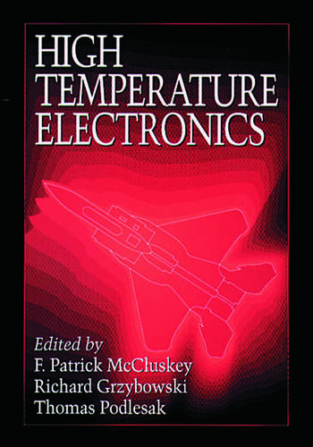 High Temperature Electronics book cover