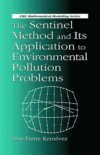 The Sentinel Method and Its Application to Environmental Pollution Problems book cover