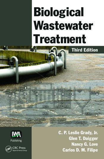Biological Wastewater Treatment, Third Edition book cover