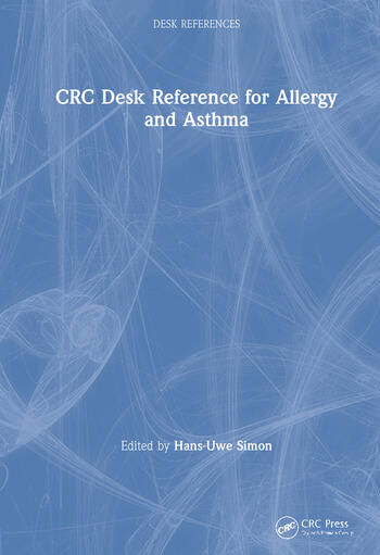 CRC Desk Reference for Allergy and Asthma book cover