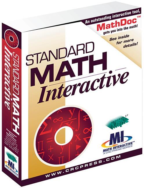Standard Math Interactive book cover