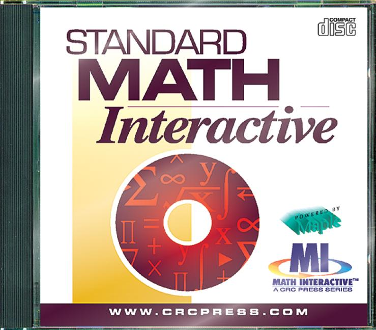 Standard Math Interactive book cover