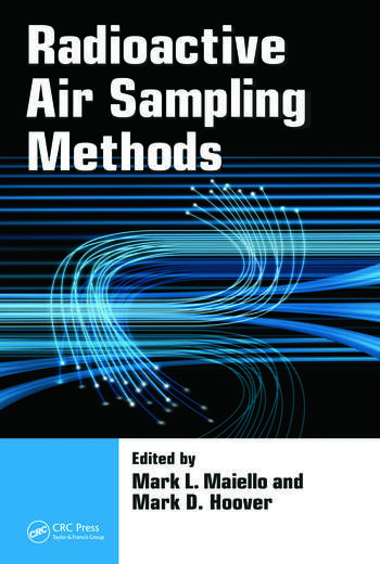 Radioactive Air Sampling Methods book cover