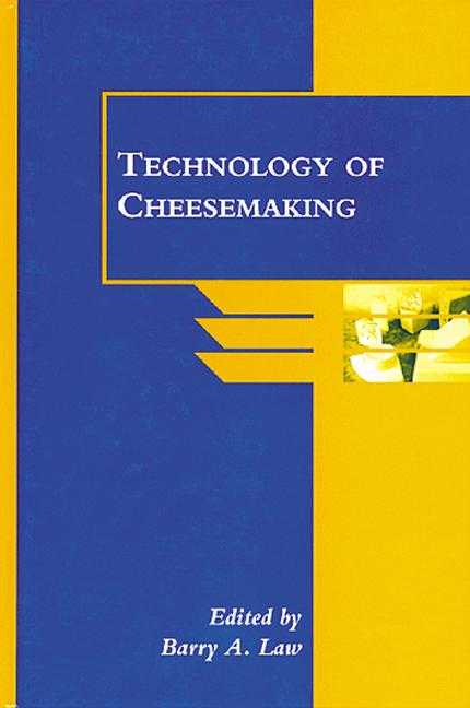 Technology of Cheesemaking book cover