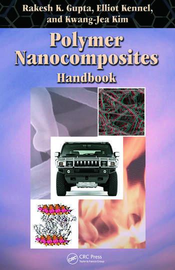 Polymer Nanocomposites Handbook book cover