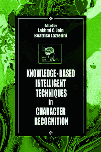 Knowledge-Based Intelligent Techniques in Character Recognition book cover