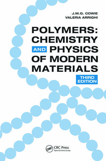 Polymers Chemistry and Physics of Modern Materials, Third Edition book cover