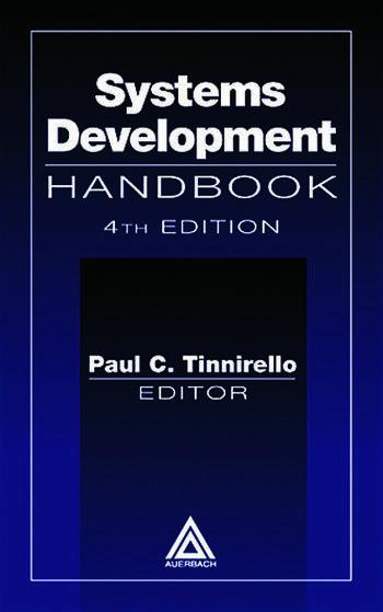 Systems Development Handbook, Fourth Edition book cover