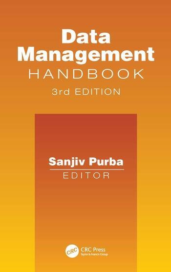Handbook of Data Management1999 Edition book cover