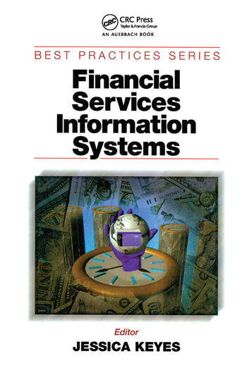 Financial Services Information Systems book cover