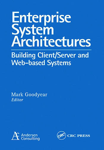 Enterprise System Architectures Building Client Server and Web Based Systems book cover