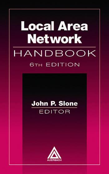 Local Area Network Handbook, Sixth Edition book cover
