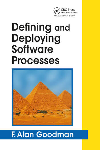 Defining and Deploying Software Processes book cover